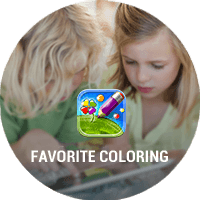 Coloring Book. iOS