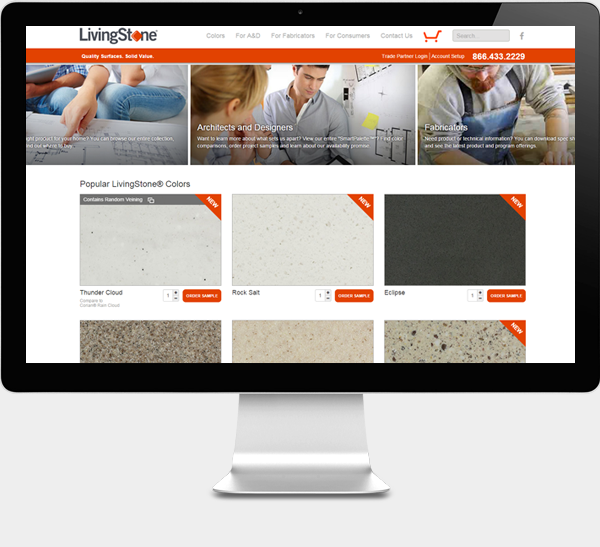 Livingstone Surfaces