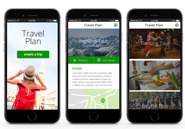 TravelPlan Mobile